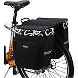 Panniers & Rack Trunk Waterproof / Shockproof / Wearable Mesh / 600D Polyester Black / Blue