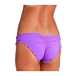 Selling Lace Ladies Flounced Fold Trunks