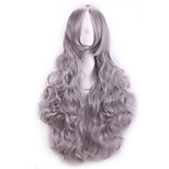 80 Cm Harajuku Cosplay Wigs Anime Women Long Full Curly Sexy Heat Resistant Synthetic Hair Wig Costume Party wigs