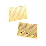 Men's Fashion Gold Alloy French Shirt Cufflinks (1-Pair)