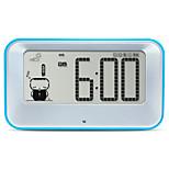 Mute Cute LED Multi-functional Alarm Clock
