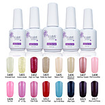 ILuve Nail Polish For Nail Art UV Gel Odorless Long Lasting Soak Off 15ml/per Bottle  238 Color Choices GLA1400-1417