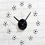 DIY Football Wall Clock