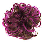 Wig Purple5CM High-Temperature Wire Color Hair Ring Colour 2/30-FV01