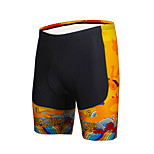 PALADINSPORT New Men 's Cycling Shorts Bike TROUSERS with 3 d Pad Lycra DK634 dragon robe