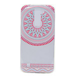 TPU Material Pink Circle Pattern Slim Phone Case for LG G5/K7
