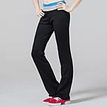 Running Bottoms / Pants Women's Breathable / Sweat-wicking Polyester / ElastaneYoga / Taekwondo / Climbing / Fitness / Leisure Sports /