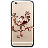 6s iphone plus / 6 / iphone 6s / 6 TPU animais macios tampa traseira