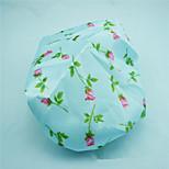 Patterned Shower Cap For Women(Random Color)