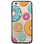 iPhone 6s Plus/6/iPhone 6s/6 TPU Doughnut Soft Back Cover