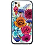 iPhone SE/5s/5 TPU Soft Flowers Back Cover