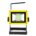 LED-Zaklampen LED 3 Mode 2000 lumens LumensWaterdicht / Oplaadbaar / Schokbestendig / Compact formaat / Noodgeval / Nacht Zicht / Super