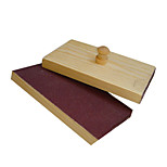 Wood Yellow Sand Plate for Children Above 3 Musical Instruments Toy