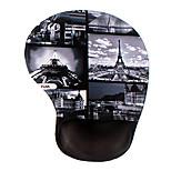 Vintage Silicone Massage Mousepad - Paris