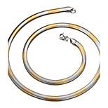 Муж. Женский Ожерелья-бархатки Змея Титановая сталь Мода европейский Бижутерия Назначение Повседневные