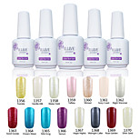 ILuve Nail Polish For Nail Art UV Gel Odorless Long Lasting Soak Off 15ml/per Bottle  238 Color Choices GLA1356-1370