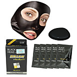 5 Pcs PILATEN Facial Care Deep Cleansing Peel Off Removal Blackhead Nose Face Mask With Original Box
