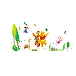 Animals / Cartoon Bear Wall Decals Fashion Wall Stickers Plane Wall Stickers,PVC 60*90CM