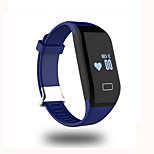 Toplux X11 Smart Bracelet / Smart Watch / Activity TrackerWater Resistant/Waterproof / Calories Burned / Pedometers / Heart Rate Monitor