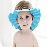 Thick Safe Shampoo Shower Cap  Bath And Sunshade Protect Soft Cap Hat For Baby Children Kids