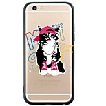 iPhone 6s Plus/6/iPhone 6s/6 TPU Soft Animal Back Cover