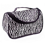 Zebra Stripe Cosmetic Bag