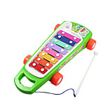 Red/Green/Yellow Child Hand Knock Piano for Children All Musical Instruments Toy Random Delivery