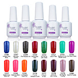 ILuve Nail Polish For Nail Art UV Gel Odorless Long Lasting Soak Off 15ml/per Bottle  238 Color Choices GLA1546-1580