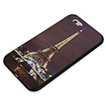 Eiffel Tower Pattern Take Pictures Fill Light PC Back Case for iPhone 6/6s/6 Plus/6s Plus