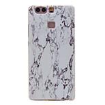 TPU material de cor oca padrão caso telefone macio para Huawei P9 / P9 Lite