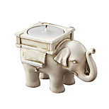 The Elephant Menorah Candle Holder Candelabra
