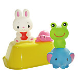 Bath Toys Rubber For Toys 3-6 years old / 1-3 years old / 6-12 months Baby
