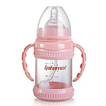 Feeding bottle Plastic / Glass For Feeding Tableware 0-6 months / 1-3 years old / 6-12 months Baby