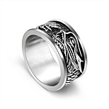 Wide Version Of The Dragon Restoring Ancient Ways Ring