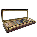 12 Eyeshadow Palette Shimmer Eyeshadow With Brush NK-1