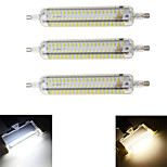 10W R7S LED Corn Lights T 152 SMD 4014 800 lm Warm White / Cool White Decorative / Waterproof AC 220-240 V 3 pcs