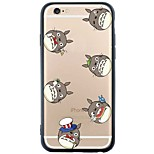 iPhone 6s Plus/6/iPhone 6s/6 TPU Soft Animation Back Cover