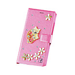 Jewelry Crystal Bling Rhinestone Luxury Wallet Stand Case For iPhone 6s Plus/6 Plus/6s/6/SE/5s/5
