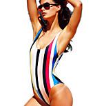 The most Popular Piece Swimsuit Rainbow