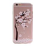 Back Cover Transparent Body Transparent TPU SoftApple iPhone 6s Plus/6 Plus / iPhone 6s/6