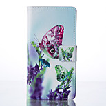 Romantic Love Design Pattern PU Leather Phone Case For Galaxy S3/S4/S5/S6/S7/S6 edge/S7 edge/S7 Plus/S5 Mini