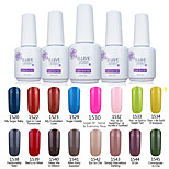 ILuve Nail Polish For Nail Art UV Gel Odorless Long Lasting Soak Off 15ml/per Bottle  238 Color Choices GLA1520-1545