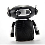 Mini Infrared Remote Control Robot Soccer Toy Black  YQ 88192-1