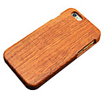 Pear Wooden Protective Back Cover Hard iPhone Case for iPhone 6S Plus/iPhone 6 Plus/iPhone 6s/iPhone 6