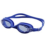 Electroplating Waterproof Anti-fog Swimming Glasses for Men and Women