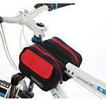 Bolsa para Quadro de Bicicleta Zíper á Prova-de-Água / Á Prova de Humidade / Camurça de Vaca á Prova-de-Choque / Vestível CiclismoPVC /