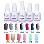 ILuve Nail Polish For Nail Art UV Gel Odorless Long Lasting Soak Off 15ml/per Bottle  238 Color Choices GLA1581-1595