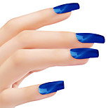 SIOUX Cat Eye Blue Glitters 6ML Nail Glue Nail Polish for 2 Years