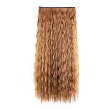 Light Brown  Length 60CM Synthetic A Chip Ringlet Europe and The United States Foreign Trade(Color 30B)