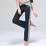 Yoga Pants Pants Wicking Natural Stretchy Sports Wear Gray / Black / Purple Women's Others Yoga / Fitness